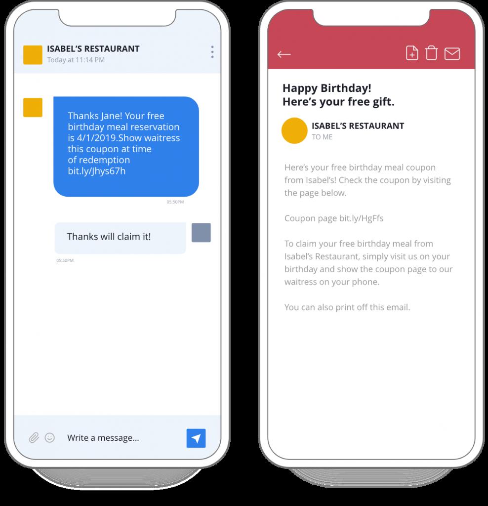 SMRT Marketing uses automated reminders